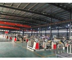 High Speed Extrusion Film Laminating Plant