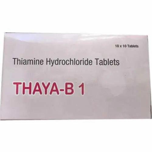 Thaya-B1 Thiamine Hydrochloride Tablets