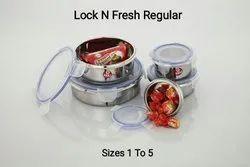 锁钢学校午餐盒
