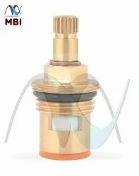 Brass Spindle / Ceramic Cartridge