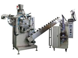 Automatic Filter Tobacco/Khaini Snus (Snuff) Packing Machine