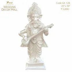 GA12B Fiberglass Ganesha Sculpture