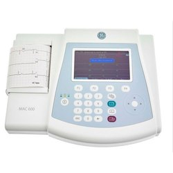 Automatic GE Mac 600 ECG Machine