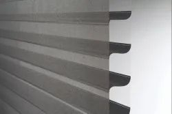 Polyester Horizontal Triple Shade Blinds, For Home,Office