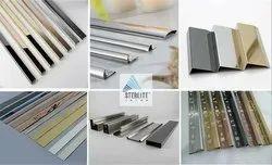 Stainless Steel Inlay Patti Profiles