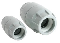 Push Fit Duct Coupler 50 mm