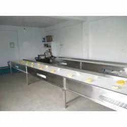 Mild Steel Conveyors System