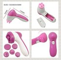 6 In 1 Face Facial Massager For Smoothing Body And Beauty Care