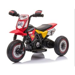 Kids 6V Battery Operated Toyhouse Style Bike