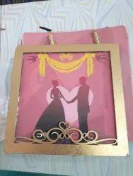 Invitation Card Frame