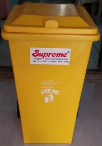 Supreme Wheeled Dustbin
