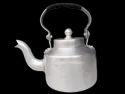 Indian Aluminium Kettle, Counter Decoration, Size: 13*20cm