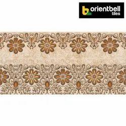 Orientbell ODH Espo Flora HL Matte Digital Wall Tiles, Size: 300x600 mm