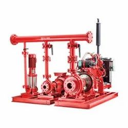 CRI Fire Fighting End Suction Pump