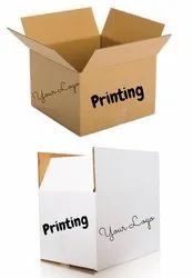 Printed Corrugated Cardboard Boxes