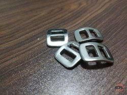 9mm Mild Steel Buckles Nickel