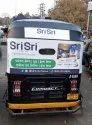 Auto Rickshaw Printed Hood