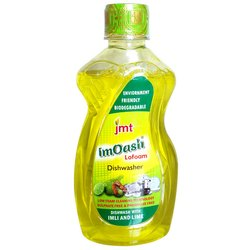 Jmt Imli And Lime Liquid Dishwasher, Packaging Type: Plastic Bottle