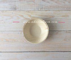 Plain Good 5 Inch Round Bowl, Packaging Type: Shrink Wrap, for Event and Party Supplies