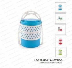 Steel Insulated Lunch Box-LB-229