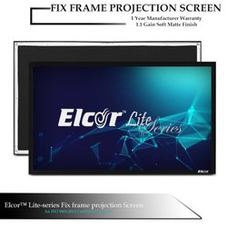 Fix Frame Projection Screens