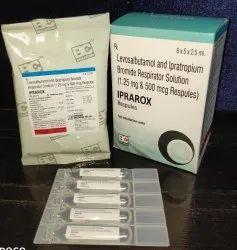 Levosulbutamol and Ipratropium Respule
