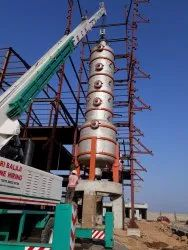 Erection Of Plant, For Industiral, Pan India