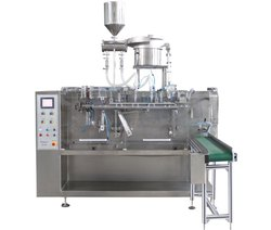 Automatic Pouch Packing Machine with Tablet Counting Mechanism