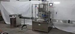 petroleum jelly filling machine