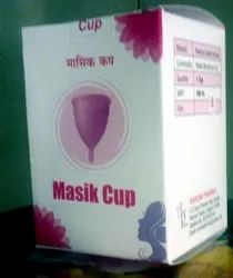 Medical Grade Silicone Masik Cup