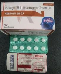 Prolonged Release Venlafaxine Tablets BP