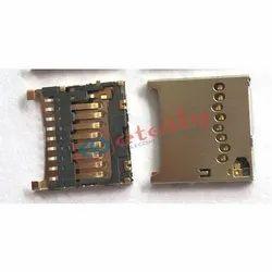 Micro SD Connector 1.42 H