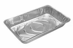 Paramount Full Deep  (9000 Ml) Disposable Aluminium Foil Food Container