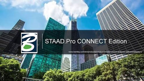 Staad Pro Connect Edition
