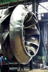 Turbine Runners Pumps Impellers