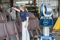 Laser Tracker Inspection Services