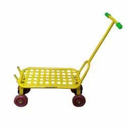 Light Weight Mono Rail Cum Road Trolley