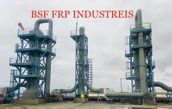 FRP Scrubbing System