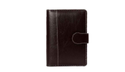 Brown Leather Organizer Diary