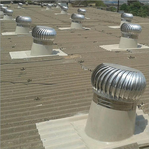 Roof Ventilator - Round Air Roof Ventilator Manufacturer from Chennai
