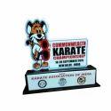 Karate Winner Momento