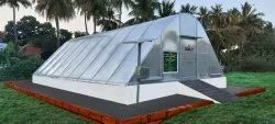 Solar Tunnel Dryer for Coconut