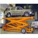 Hydro Automobile Sector Type Car Lift