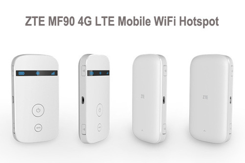 Zte Mf90 Wifi Hotspot 2g 3g 4g Lte Wireless Router Unlocked