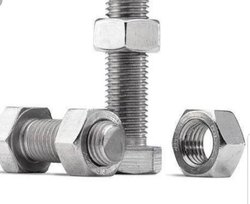 Full Thread SS Hex Bolt