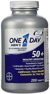 Bayer One A Day Multivitamins 220 Tabs