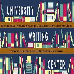 IGNOU Dissertation Writing
