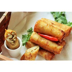 Chicken Roll, Packaging Type: Packet