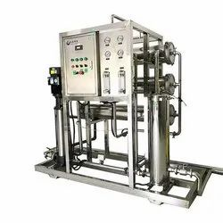 SS Reverse Osmosis Plants