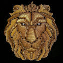 Badge Badges Bullion Embroidery Work